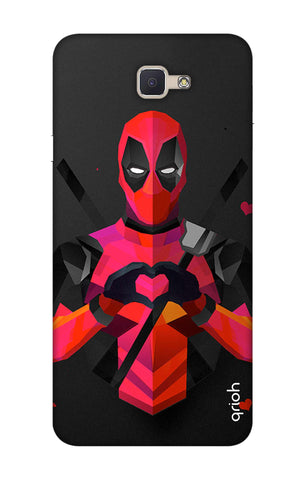 Valentine Deadpool Samsung ON NXT Cases & Covers Online