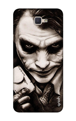 Why So Serious Samsung ON NXT Cases & Covers Online