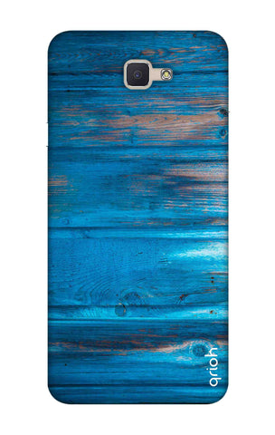 Blue Wooden Samsung ON NXT Cases & Covers Online
