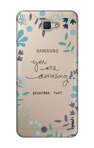 You're Amazing Samsung ON NXT Cases & Covers Online