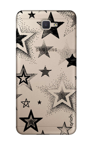 Black Stars Samsung ON NXT Cases & Covers Online