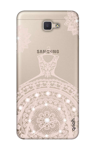 Bling Wedding Gown Samsung ON NXT Cases & Covers Online