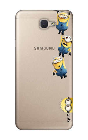 Falling Minions Samsung ON NXT Cases & Covers Online