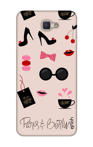 Paris And Berlin Samsung ON7 Prime Cases & Covers Online