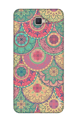 Colorful Mandala Samsung ON7 Prime Cases & Covers Online