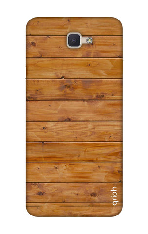 Natural Wood Samsung ON7 Prime Cases & Covers Online