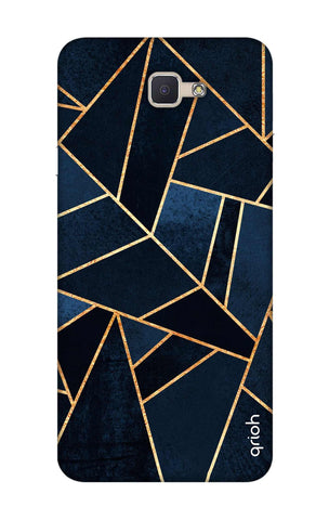 Abstract Navy Samsung ON7 Prime Cases & Covers Online