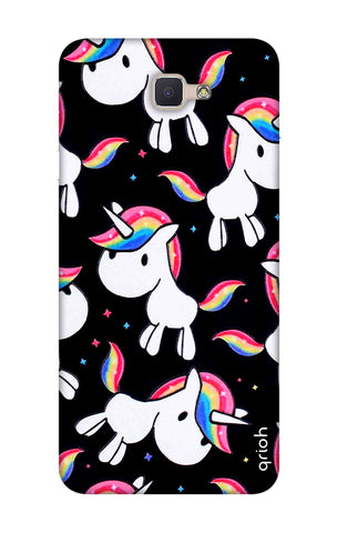 Colourful Unicorn Samsung ON7 Prime Cases & Covers Online
