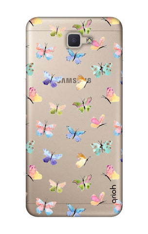 Painted Butterflies Samsung ON7 Prime Cases & Covers Online
