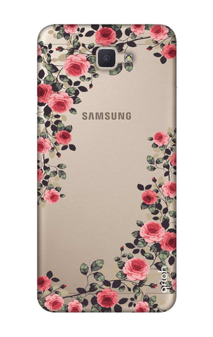 Floral French Samsung ON7 Prime Cases & Covers Online