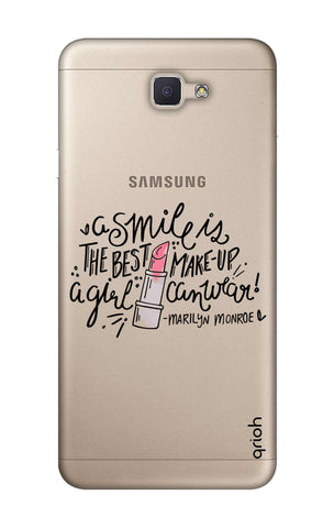 Make Up Smile Samsung ON7 Prime Cases & Covers Online