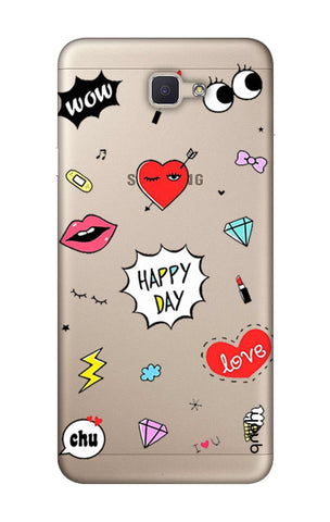 Doodle Samsung ON7 Prime Cases & Covers Online