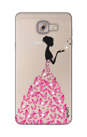 Princess Case With Heart Samsung ON Max Cases & Covers Online