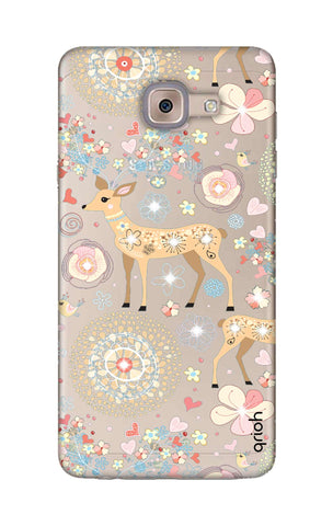 Bling Deer Samsung ON Max Cases & Covers Online