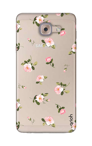 Pink Rose All Over Samsung ON Max Cases & Covers Online