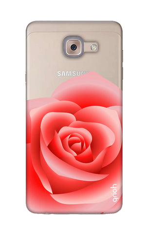 Peach Rose Samsung ON Max Cases & Covers Online