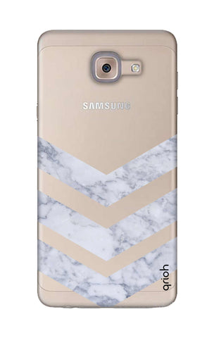 Marble Chevron Samsung ON Max Cases & Covers Online