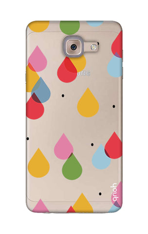 Colourful Drops Samsung ON Max Cases & Covers Online