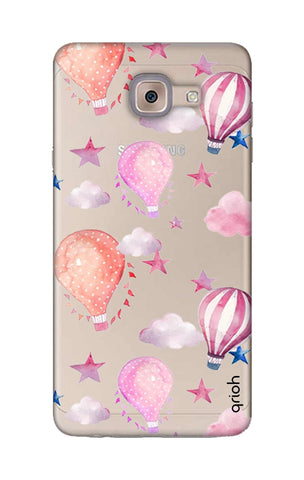 Flying Balloons Samsung ON Max Cases & Covers Online