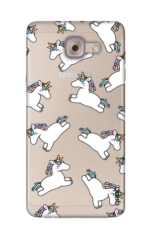Jumping Unicorns Samsung ON Max Cases & Covers Online