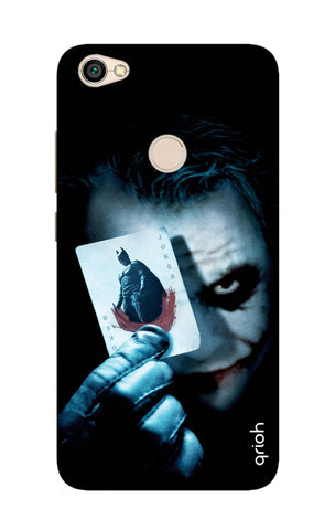 Joker Hunt Xiaomi RedMi Y1 Cases & Covers Online