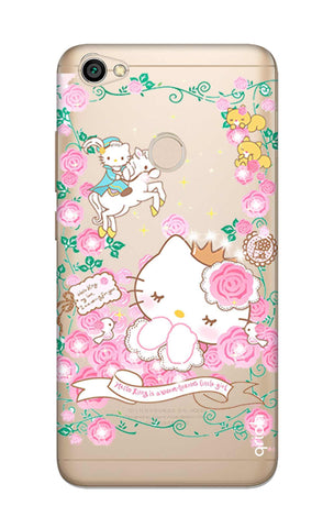Sleepy Kitty Xiaomi RedMi Y1 Cases & Covers Online