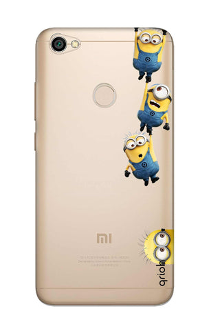 Falling Minions Xiaomi RedMi Y1 Cases & Covers Online