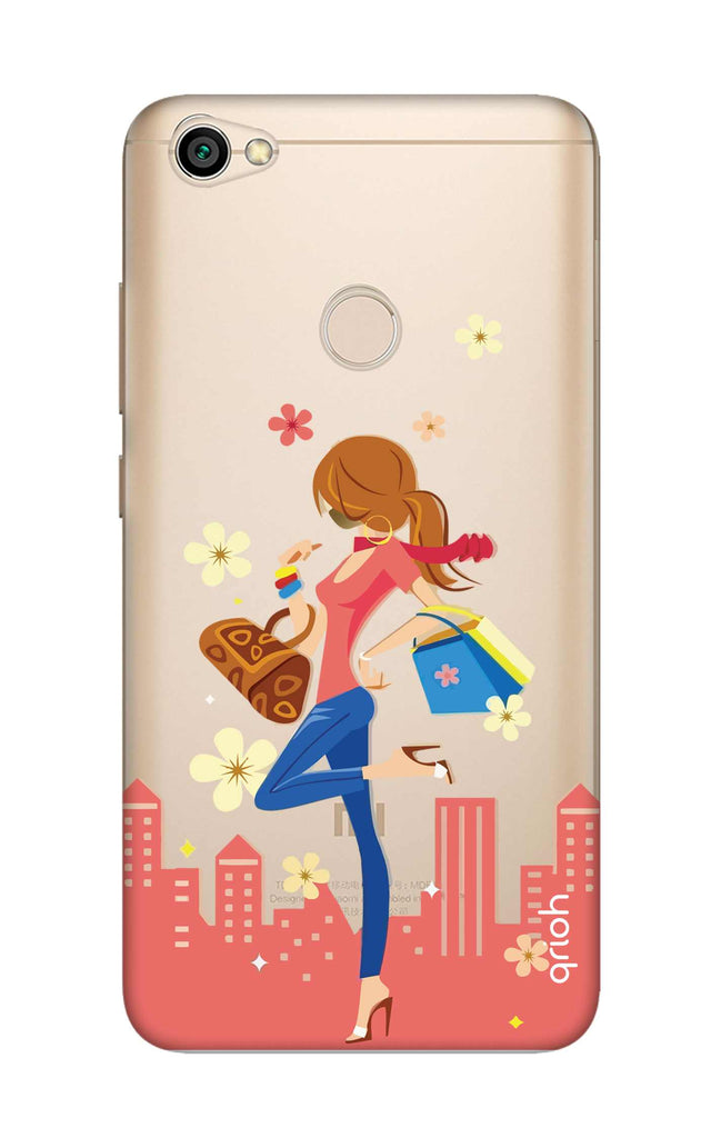 info for aa0cf 4bfc3 Shopping Girl Case for Xiaomi RedMi Y1