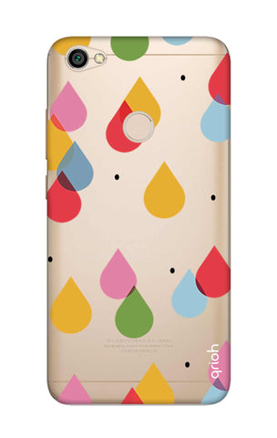 Colourful Drops Xiaomi RedMi Y1 Cases & Covers Online