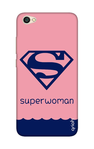 Be a Superwoman Xiaomi RedMi Y1 Lite Cases & Covers Online