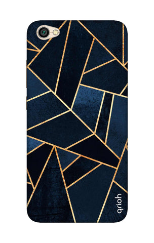 Abstract Navy Xiaomi RedMi Y1 Lite Cases & Covers Online