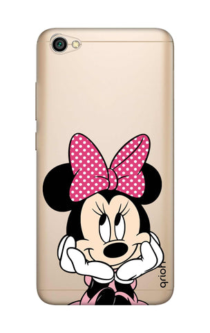 Minnie In Deep Thinking Xiaomi RedMi Y1 Lite Cases & Covers Online