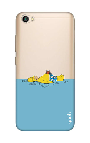 Simpson Chill Xiaomi RedMi Y1 Lite Cases & Covers Online