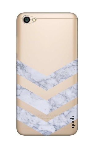 Marble Chevron Xiaomi RedMi Y1 Lite Cases & Covers Online