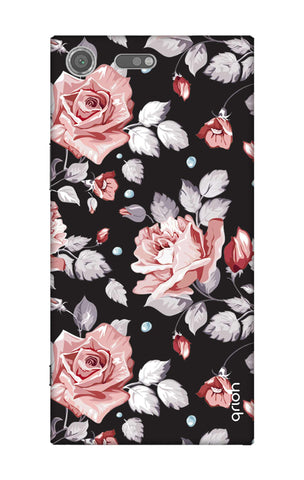Shabby Chic Floral Sony Xperia XZ Premium Cases & Covers Online