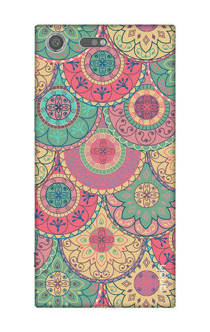 Colorful Mandala Sony Xperia XZ Premium Cases & Covers Online