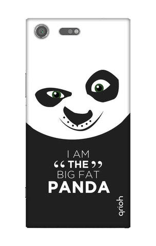 Big Fat Panda Sony Xperia XZ Premium Cases & Covers Online