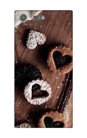 Heart Cookies Sony Xperia XZ Premium Cases & Covers Online