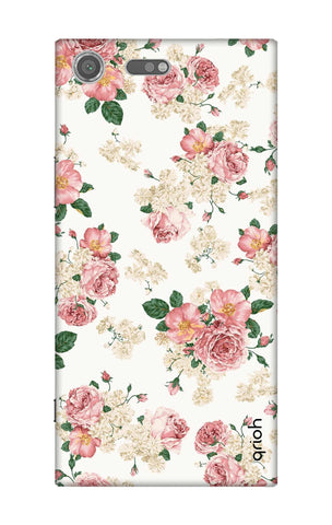 Floral Pattern Sony Xperia XZ Premium Cases & Covers Online