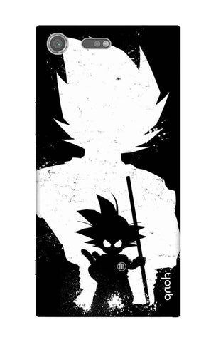 Goku Unleashed Sony Xperia XZ Premium Cases & Covers Online