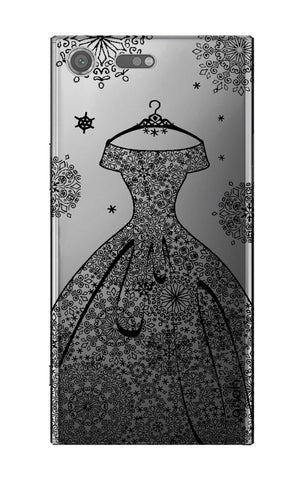 Wedding Gown Sony Xperia XZ Premium Cases & Covers Online