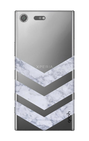 Marble Chevron Sony Xperia XZ Premium Cases & Covers Online