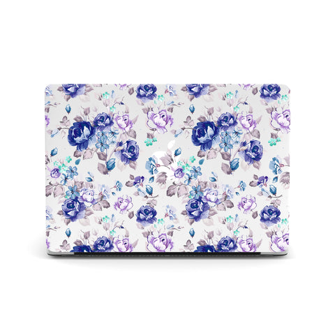 Seamless Floral Macbook Covers