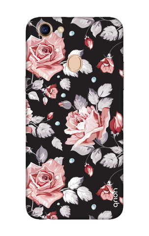 Shabby Chic Floral Oppo F5 Cases & Covers Online