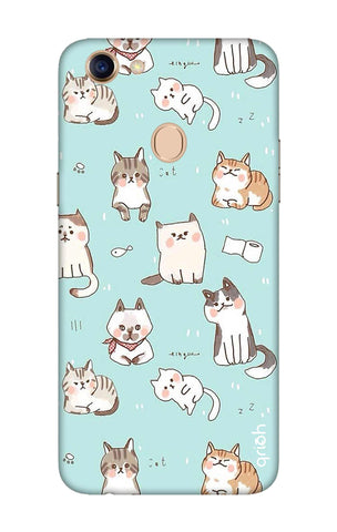 Cat Kingdom Oppo F5 Cases & Covers Online