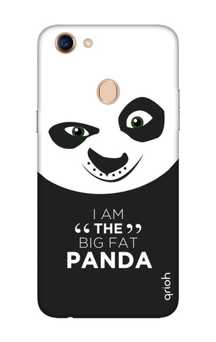 Big Fat Panda Oppo F5 Cases & Covers Online