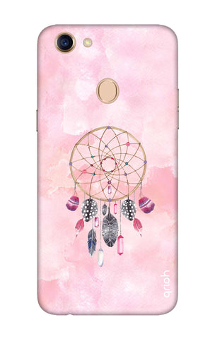 Pink Dreamcatcher Oppo F5 Cases & Covers Online