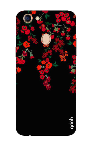 Floral Deco Oppo F5 Cases & Covers Online