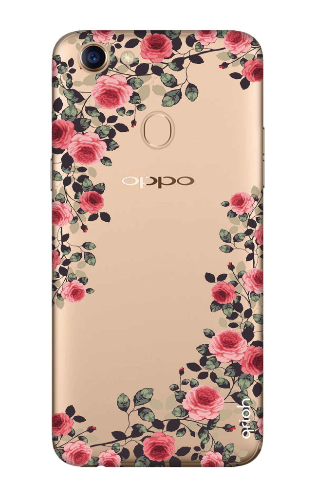 outlet store 66ac2 4346c Floral French Case for Oppo F5