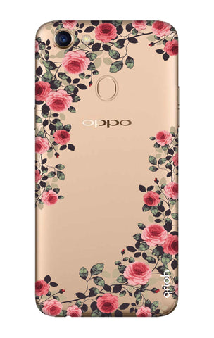 Floral French Oppo F5 Cases & Covers Online
